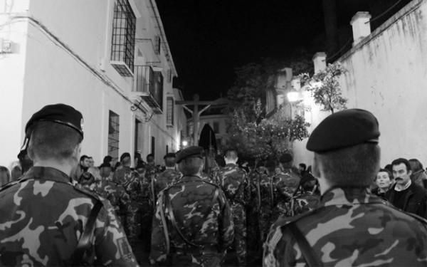 """Un año más, la Brigada de Infantería Mecanizada """"Guzmán El Bueno"""" X acompañará al Santo Cristo de Zacatecas"""